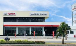 Ra mắt Toyota Cần Thơ – chi nhánh An Giang