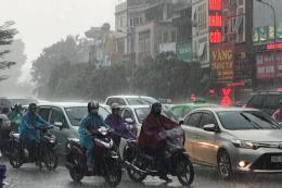 Dự báo thời tiết 5 ngày tới: Các khu vực trong cả nước đều có mưa dông rải rác