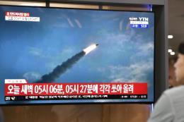 Hàn Quốc họp khẩn về vụ phóng tên lửa của Triều Tiên