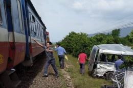 Xác định danh tính nạn nhân vụ tai nạn giao thông đường sắt nghiêm trọng tại Bình Thuận