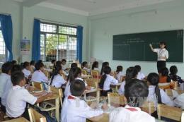 Hà Nội sẽ xét tuyển đối với toàn bộ giáo viên hợp đồng lâu năm