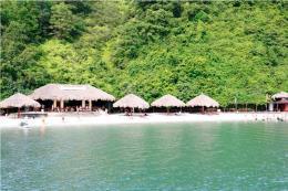 Tạm dừng hoạt động bãi tắm Soi Sim trên vịnh Hạ Long