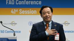 Ông Khuất Đông Ngọc làm Tổng giám đốc mới của FAO