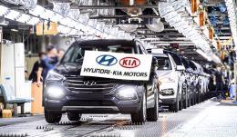 Doanh số bán xe ô tô Hyundai và KIA tại Mỹ tiếp tục tăng mạnh