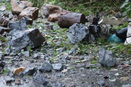Lở đá ở Quốc lộ 3 khiến một người tử vong