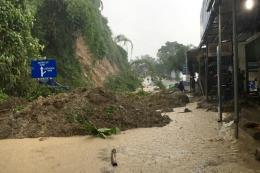 Mưa lớn tại Thanh Hóa gây thiệt hại nặng nề về người và tài sản