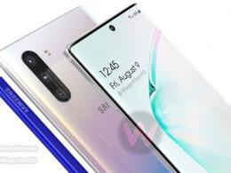 Doanh số bán Galaxy Note 10 sẽ đạt 9,7 triệu thiết bị trong năm nay