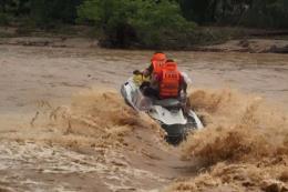 Thanh Hoá: Nước các sông đang lên nhanh, báo động I trên nhiều sông