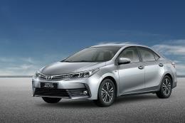 Bảng giá xe ô tô Toyota tháng 8/2019, ưu đãi cho hai mẫu xe