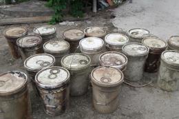 Điều tra vụ đổ trộm chất thải tại phường Anh Dũng, quận Dương Kinh