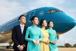 Vietnam Airlines  khuyến mại giá vé  quốc tế chỉ từ 9 USD