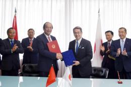 Nhật Bản hỗ trợ triển khai chính phủ điện tử tại Việt Nam