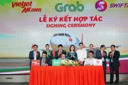 Vietjet Air phát triển các giải pháp kết nối di chuyển và giao nhận hàng hoá