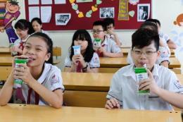 Hơn 1 triệu trẻ mẫu giáo và tiểu học tại Hà Nội uống sữa học đường