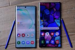 Doanh số bán Galaxy Note 10 tại Hàn Quốc cán mốc hơn 1 triệu chiếc