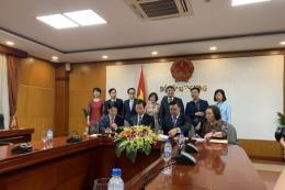 Liên kết tiêu thụ hàng Việt trong hệ thống phân phối MM Mega Market