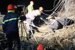 Vụ sập giàn giáo ở Hải Phòng: Nơi xảy ra là công trình xây dựng trái phép