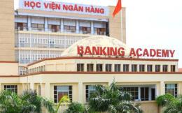 Điểm chuẩn Học viện Ngân hàng 2019 thấp nhất là 21,5