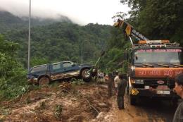 Đèo Bảo Lộc, Lâm Đồng thông xe sau gần 1 ngày ách tắc nghiêm trọng