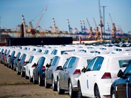 Xuất khẩu của Đức giảm 8% so với cùng kỳ
