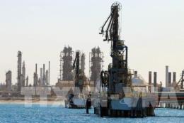 Giá dầu thế giới đi lên khi dự trữ của Mỹ tăng thấp hơn dự kiến