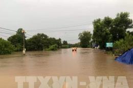 Ứng phó với mưa lớn và sự cố công trình thủy điện Đăk Kar, Đăk Sin 1