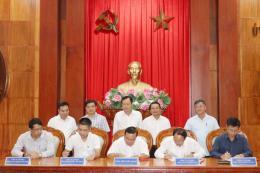 Ký kết Phụ lục Hợp đồng BOT số 3 Trung Lương – Mỹ Thuận