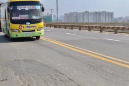 Nghiên cứu phương án để sửa chữa cầu Thăng Long sớm nhất