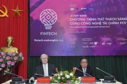 Khời động Chương trình Thử thách sáng tạo cùng công nghệ tài chính Việt Nam