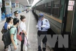 Đường sắt giảm mạnh giá vé sau cao điểm hè