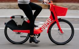 Uber mở dịch vụ cho thuê xe đạp điện tại thủ đô Mexico