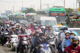 Tp. Hồ Chí Minh: Dự báo lượng hành khách đi lại dịp lễ Quốc khánh tăng từ 2 - 4%