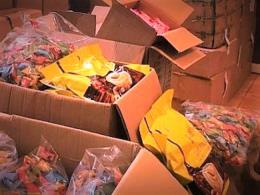 Hà Nội thu giữ hơn 10.000 sản phẩm bánh kẹo không rõ nguồn gốc