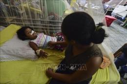 Myanmar: Gần 11.000 người mắc sốt xuất huyết, 48 người tử vong