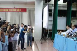 Họp báo về thực hiện kết luận của Thanh tra Chính phủ tại dự án Khu đô thị mới Thủ Thiêm