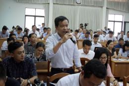 Khẩn trương thực hiện Kết luận của Thanh tra Chính phủ tại Khu đô thị mới Thủ Thiêm