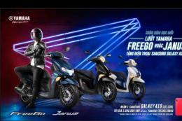 Bảng giá xe máy Yamaha mới nhất tháng 8/2019