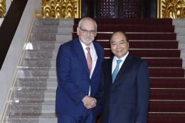 Thủ tướng Nguyễn Xuân Phúc mong muốn IFC hỗ trợ doanh nghiệp vừa và nhỏ