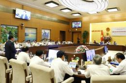 Phiên họp 36 của UBTVQH bàn về hàng loạt vấn đề nóng của ngành Công Thương, Công an