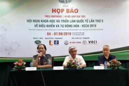 Sắp diễn ra triển lãm quốc tế về điều khiển và tự động hóa ở Hà Nội