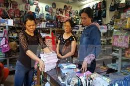 Đồ dùng học tập thương hiệu Việt hút khách