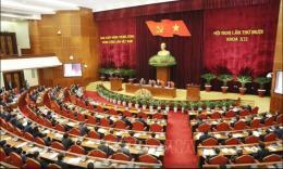 Kết luận của Ban Bí thư về việc tiếp tục chấn chỉnh công tác cán bộ cho đại hội Đảng