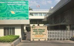 Thi hành kỷ luật Đảng nhiều cá nhân của Tổng Công ty Nông nghiệp Sài Gòn