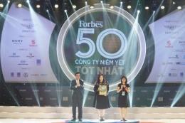 Vietjet năm thứ 3 liên tiếp nằm trong 50 công ty niêm yết tốt nhất Việt Nam