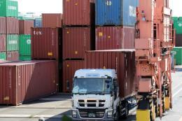 Xuất khẩu của Nhật Bản dự kiến giảm tháng thứ tám liên tiếp