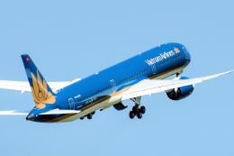 Boeing 787-10 Dreamliner chính thức gia nhập đội bay của Vietnam Airlines