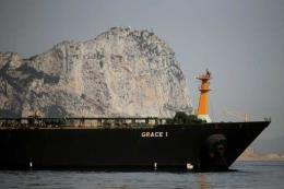Bộ Tư pháp Mỹ ra lệnh bắt tàu chở dầu Grace 1 của Iran