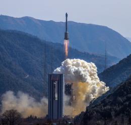 Trung Quốc phóng thành công tên lửa đẩy thương mại Smart Dragon-1