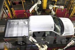 Mỹ: Điểm sáng hiếm hoi trong lĩnh vực chế tạo ô tô toàn cầu chậm lại