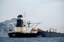 Hy Lạp chưa nhận được yêu cầu cập cảng của tàu chở dầu Grace 1